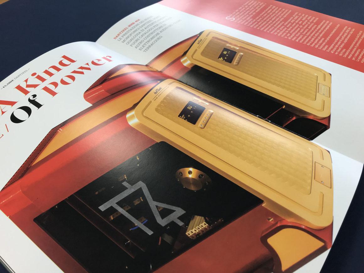 In.Side Magazine. Il giornale aziendale di Audio Natali