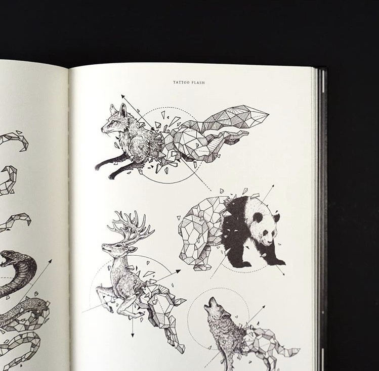 Ink the art of tattoo. Il libro sul tatuaggio con stampa ...